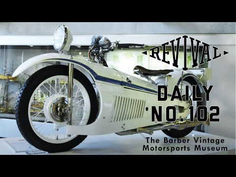 Treasures At The Barber Vintage Motorsports Museum // Revival Cycles Daily 102