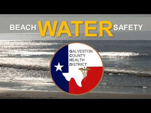 Beach Water Advisories   Galveston County Health District