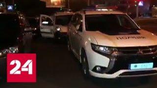 В Киеве взорвалась машина с военным журналистом - Россия 24