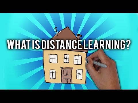 What is Distance Learning? - Oxbridge Academy