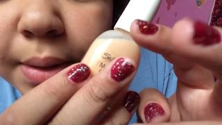 ASMR- mean girl does your nails
