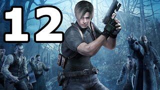 Resident Evil 4 Walkthrough Part 12 - No Commentary Playthrough (PC)
