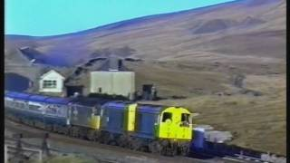 Classic Diesel Traction -  Settle & Carlisle