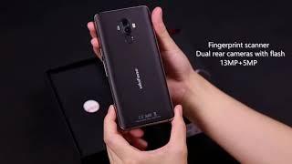 Ulefone S8 Pro распаковка и обзор