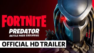 Fortnite: The Predator Arrives Through the Zero Point
