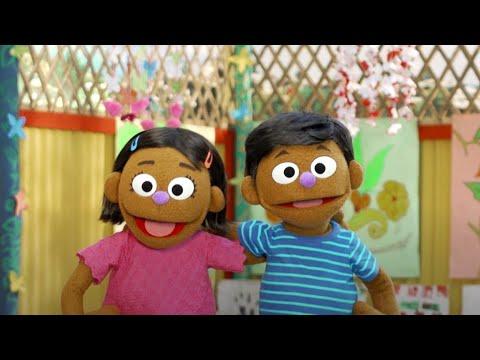 Meet Sesame Workshop's New Rohingya Muppets