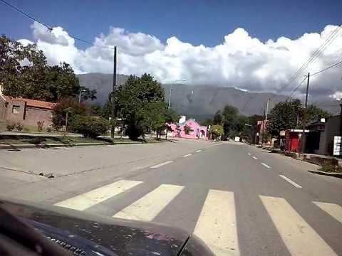 Plaza de La Paz, Córdoba (Valle de Traslasierra)