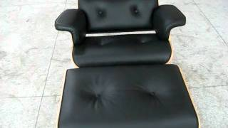 Charles Eames Lounge Chair Cs516
