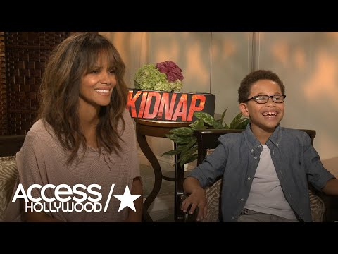 Halle Berry Talks 'Kidnap' & Its Amazing Car Chases