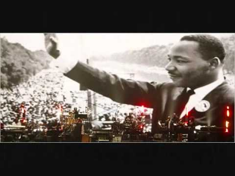 Tribute To Dr Martin Luther King Jr Happy Birthday Stevie Wonder Youtube