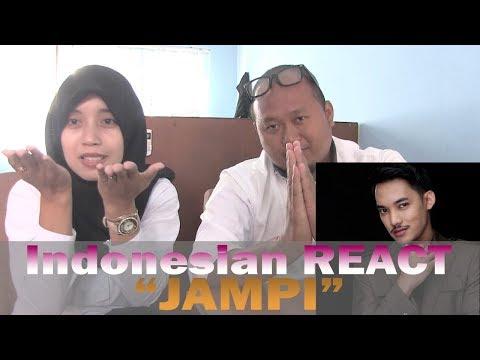 Indonesian React   Jampi   HAEL HUSAINI   Tsurayya React