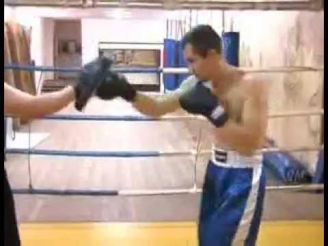 Бокс: Уроки для начинающих. Виды ударов в боксе. часть 1