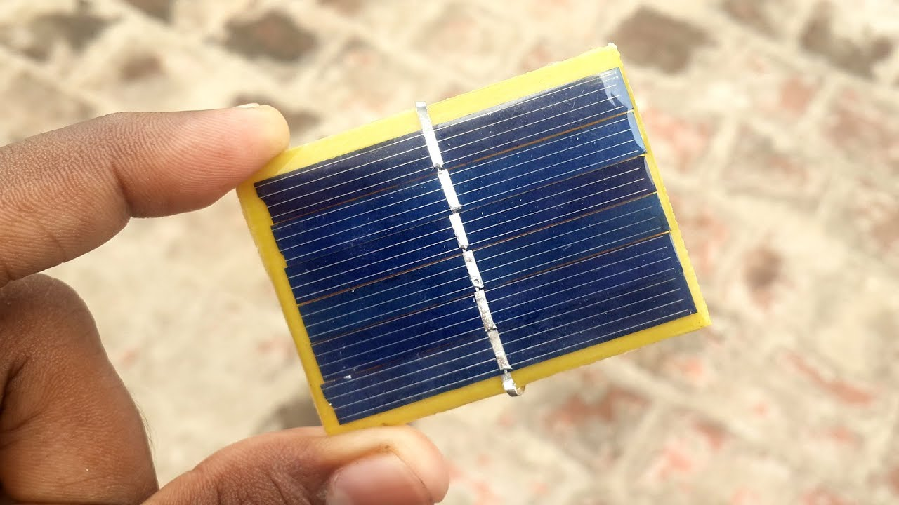 4 Awesome Science Project Ideas With Solar Panel Youtube