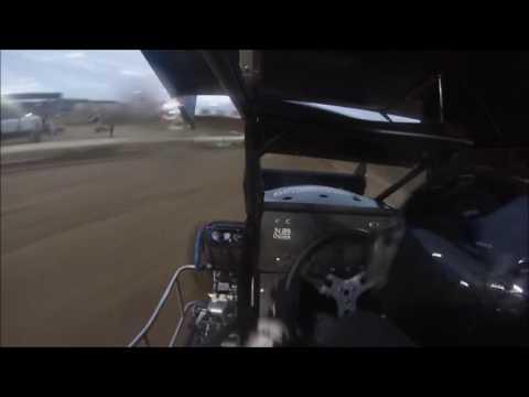 Belle Clair Speedway POWRi Micro Hotlaps 10-1-16