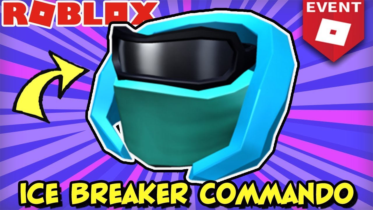[EVENT] Ice breaker Commando (Roblox) - RDC 2019