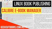How to Install Best Ebook Reader On Ubuntu 17 10,16 04,12 04, Linux