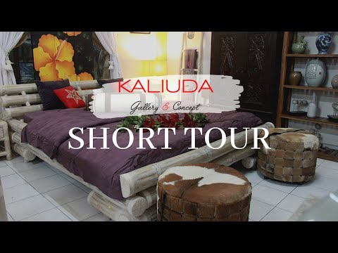 Kaliuda Gallery Bali Short Tour
