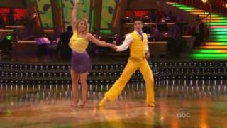 Melissa Joan Hart & Mark Ballas - Salsa