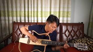 Lại Nhớ Người Yêu guitar solo [Mitxi Tòng]