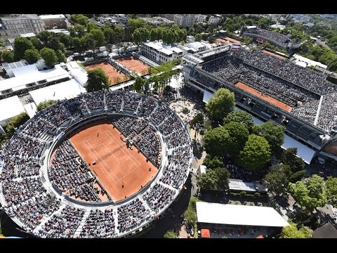 Draw Ceremony - French Open 2016 - Roland Garros