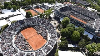 Draw Ceremony - French Open 2016 - Roland Garros