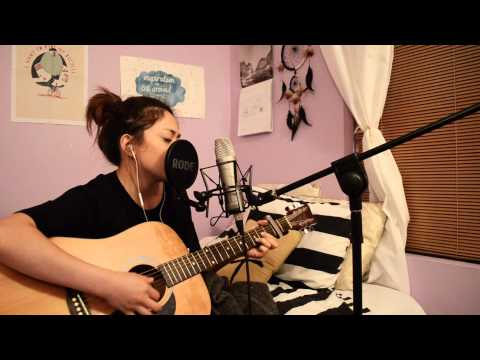 Kina Grannis - Stay Just a Little (Acoustic Cover) By Jhanae Paule