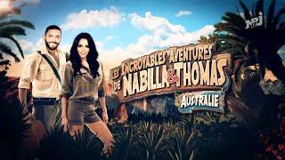 parodie Les incroyables aventures de Nabilla en Australie