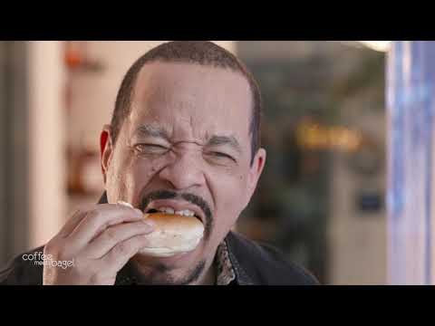 Shanna - Ice-T tries coffee & donuts - his review is amazing (VIDEO)