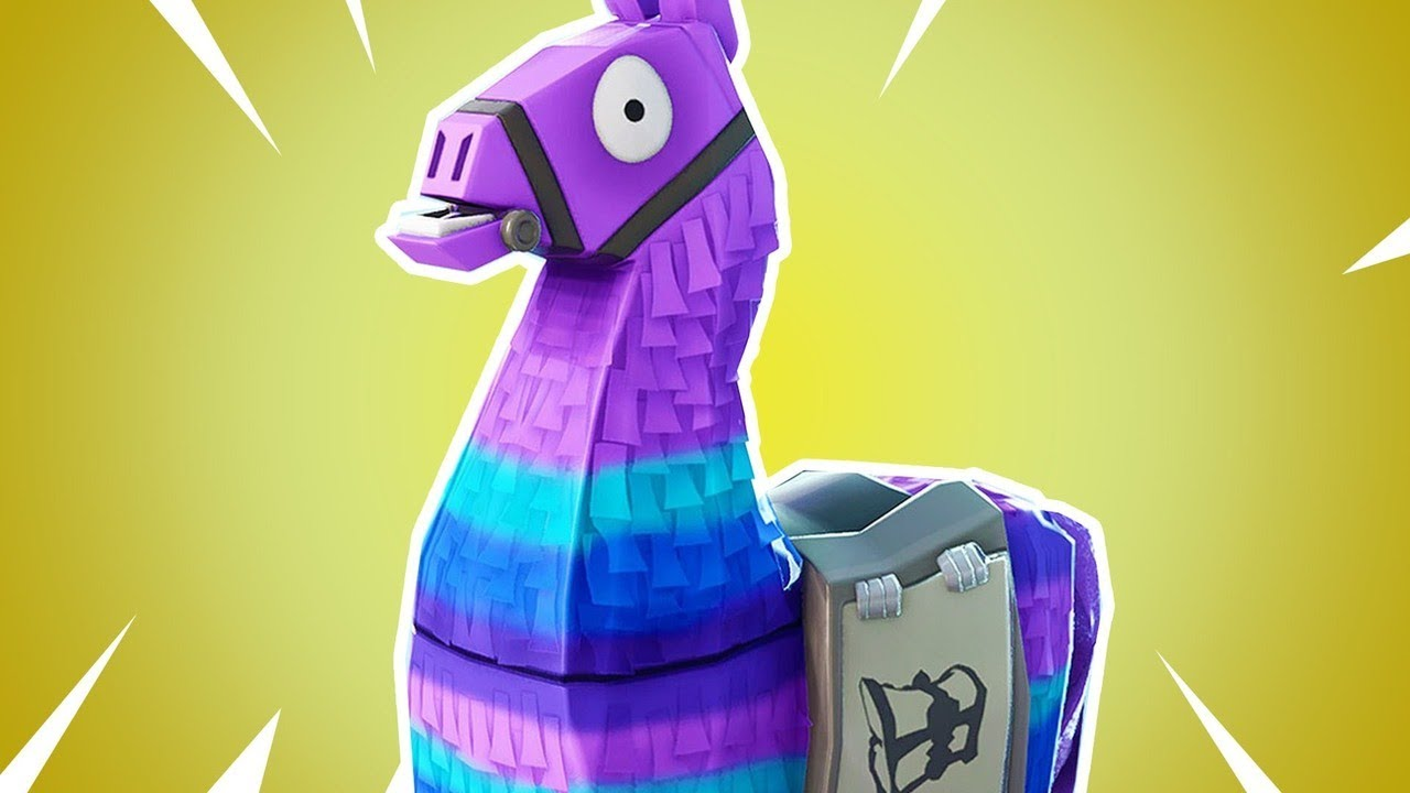 Fortnite How To Find A Supply Llama In Battle Royale Youtube