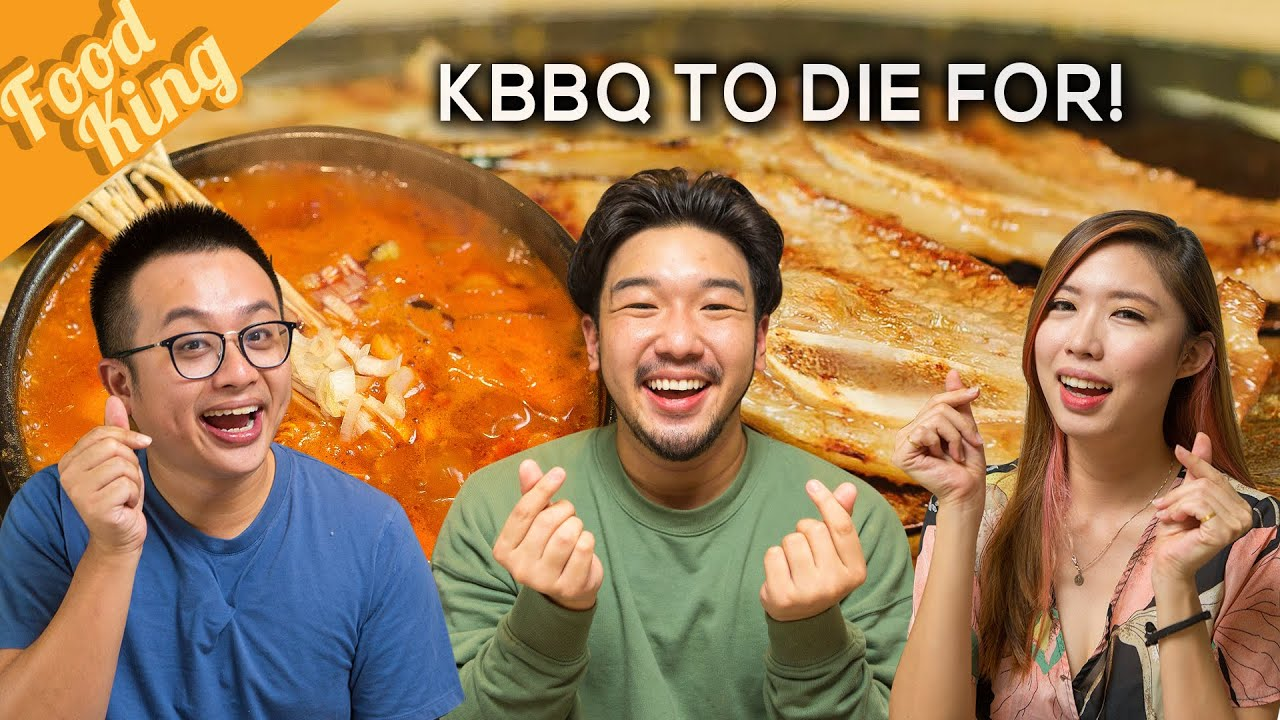 Our First Ever Korean Episode!