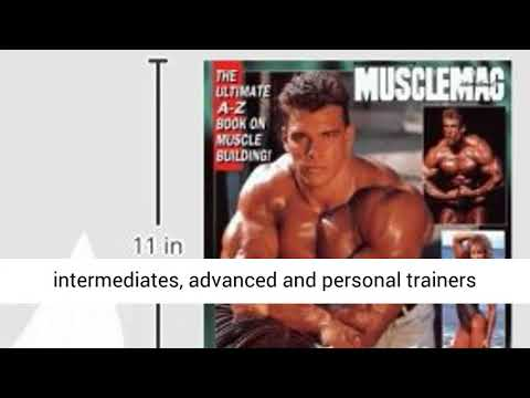 Encyclopedia of Bodybuilding The Ultimate A-Z Book on Muscle Building!