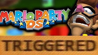 How Mario Party DS TRIGGERS You!