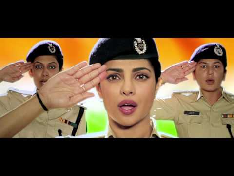 National Anthem - Tribute To Women In Police Force