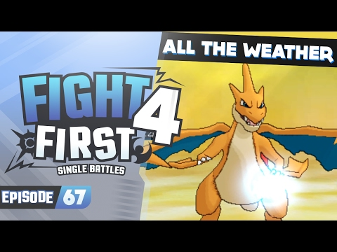 how to get a weather battle in pokemon moon