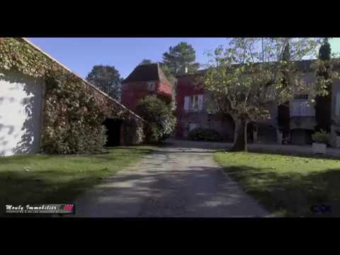 Vidéo par drone pour l'agence Immobilière Mouly