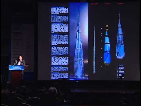 "CTBUH 2011 Seoul Conference - Francisco Gonzalez Pulido, ""Lightness"""