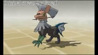 pokemon sun moon v s team skull gladion 2nd battle