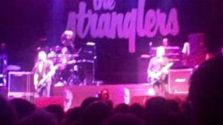 Repeat youtube video Stranglers Never to look back Glasgow March 5th 2011