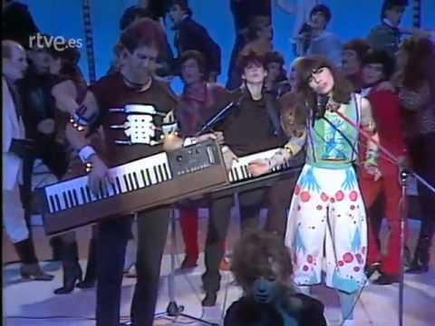 Barbara Gaskin & Dave Stewart