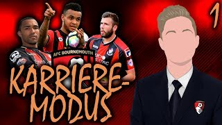 SPENNENDE OVERGANGER! - BOURNEMOUTH KARRIEREMODUS! #1 | NORSK FIFA 18