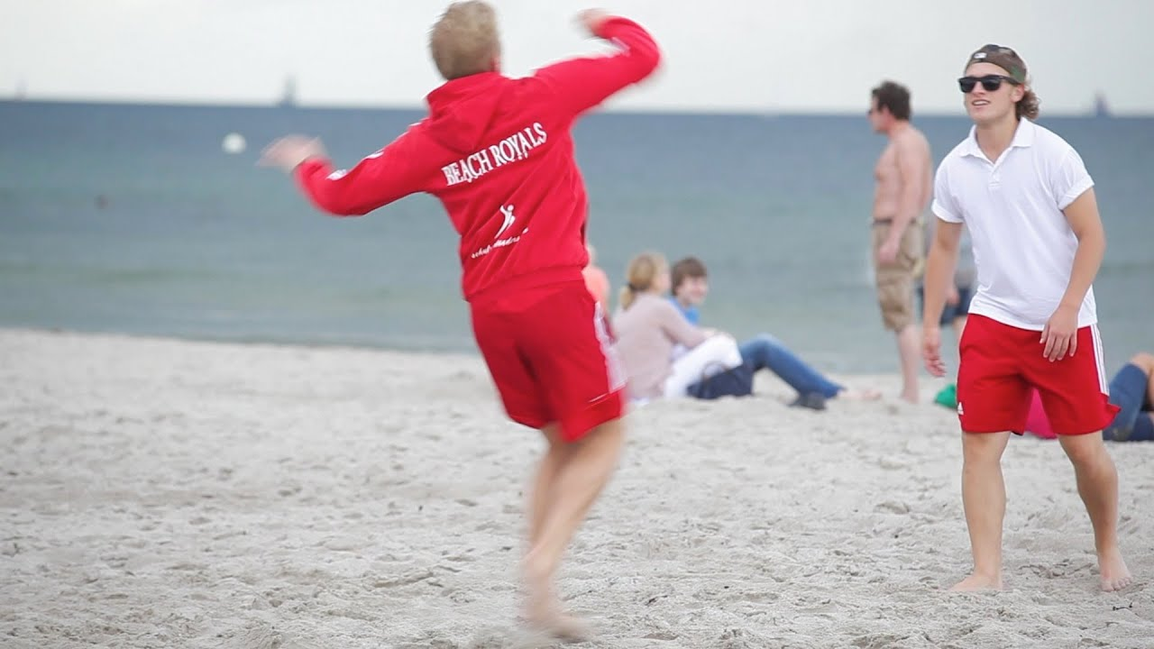 Beachsoccer Düsseldorf