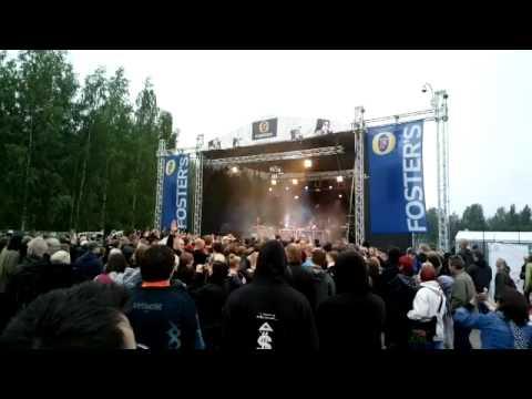 Eläkeläiset - Muistolles, Urho Kekkonen - Kivenlahti Rock 2012