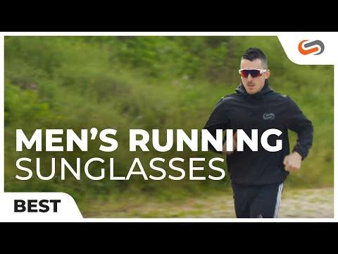 Best Men's Running Sunglasses with Ultra-Athlete Shane Finn