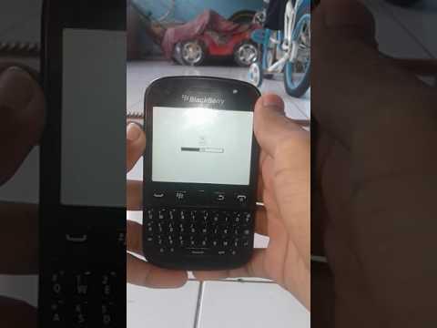 Cara mengatur ulang pabrik hp blackberry