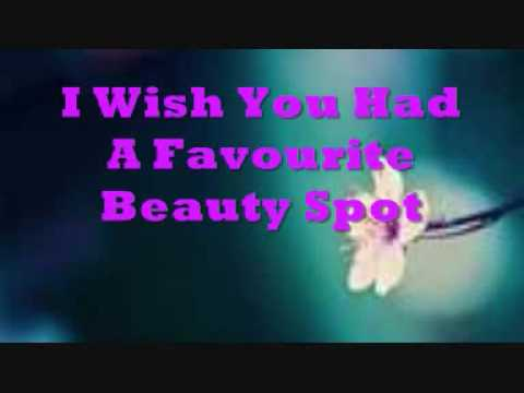 Kate Nash- The Nicest Thing with lyrics