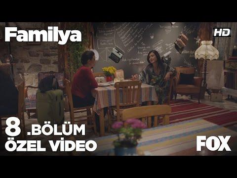 Gideceksen sevme... Familya 8. Bölüm
