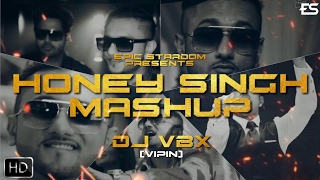 Video Yo Yo Honey Singh Mashup 2017 | DJ VBX | Epic Stardom download MP3, 3GP, MP4, WEBM, AVI, FLV Agustus 2018
