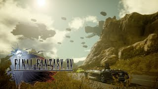 Final Fantasy 15 - Jump Festa Analysis - Towns and Gameplay