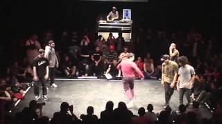 PREDATORZ vs BAD TRIP (HOTMILK BATTLE 2014)