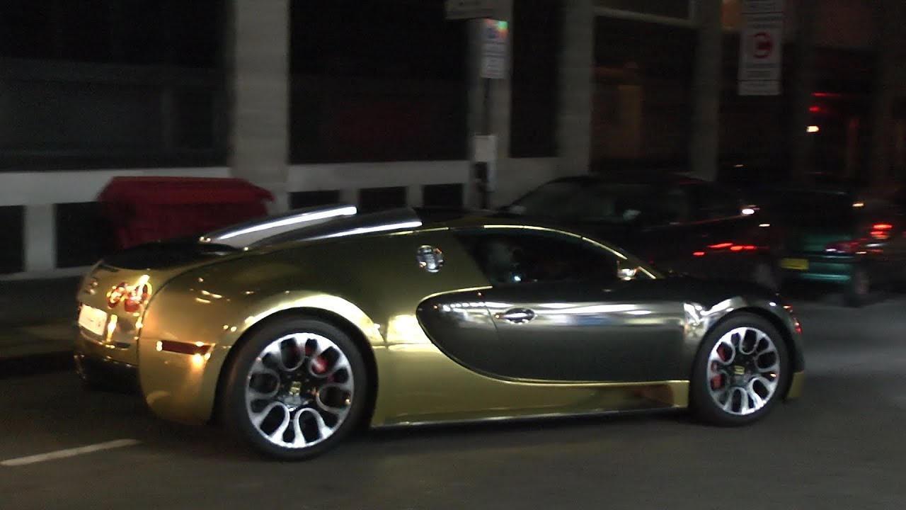 maxresdefault Terrific Bugatti Veyron Grand Sport Vitesse Gold Cars Trend